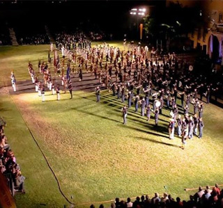 Cape Town Military Tattoo close to Cape Town Self Catering Accommodation Apartments